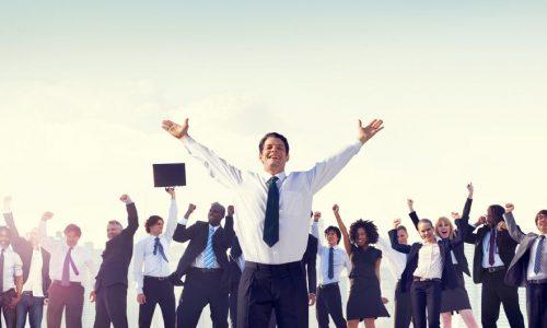 35337320 - business people corporate success concept
